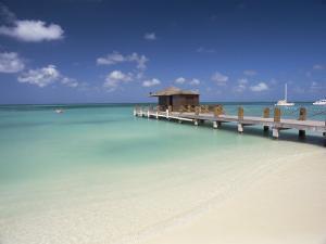 Palm Beach, Aruba, West Indies, Dutch Caribbean, Central America by Sergio Pitamitz