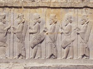 Persepolis, Unesco World Heritage Site, Iran, Middle East by Sergio Pitamitz