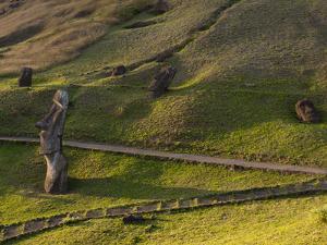 Rano Raraku, Rapa Nui, Easter Island, Chile by Sergio Pitamitz