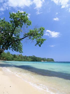 San San Beach, Port Antonio, Jamaica, West Indies, Central America by Sergio Pitamitz