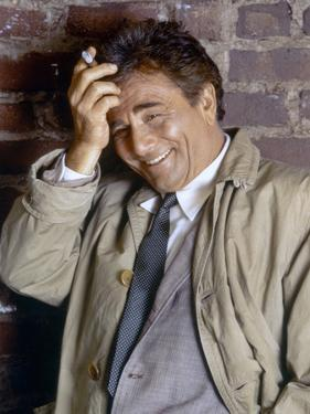 serie televisee Columbo with Peter Falk (inspecteur Columbo), 1968- 1978 (photo)