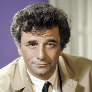 Serie televisee Columbo with Peter Falk (inspecteur Columbo), 1971-2003 (photo)