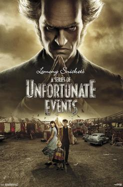 SERIES OF UNFORTUNATE EVENTS - SEASON 2 ONE SHEET