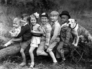 Series the Little Rascals/Our Gang Comedies C. 1932