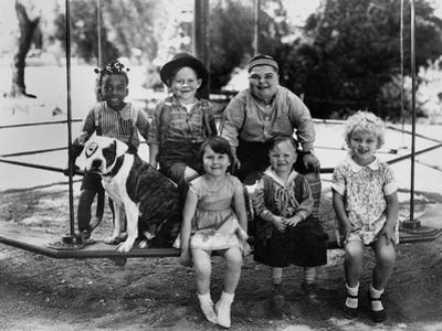 Series the Little Rascals/Our Gang Comedies, C. Late 1920S