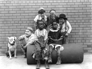 Series the Little Rascals/Our Gang Comedies, Late 1920S