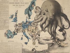 Serio-Comic War Map