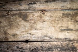 Wood Texture Background. Old Weathered Vintage Plank by serkus
