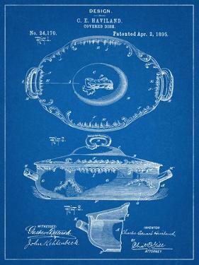 Serving Dish Kitchen Art Patent