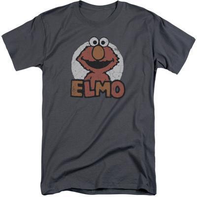 Sesame Street- Elmo Patch (Big & Tall)