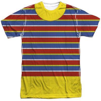 Sesame Street- Ernie Costume Tee