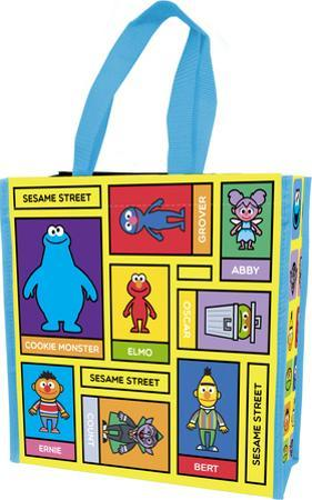 Sesame Street - Small Insulated Shopper Tote