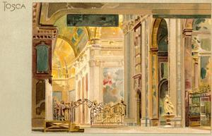 Set from Tosca