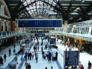 Liverpool Street Station, London, England by Setchfield Neil