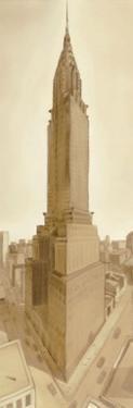 Bustling Metropolis by Seth Garrett