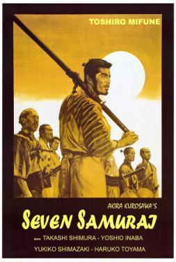 Seven Samurai - Italian Style