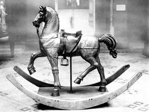 Seventeenth-Century Rocking Horse, 1930