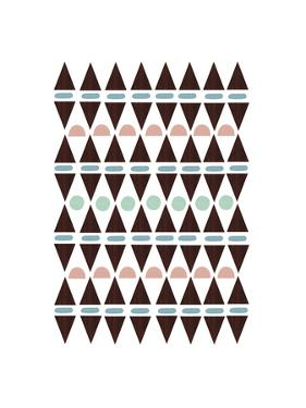 Aztec Triangles by Seventy Tree