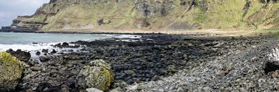 The Giant's Causeway and it's Coast in County Antrim by Severas