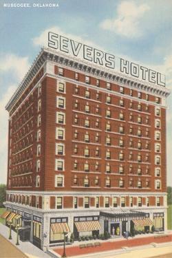 Severs Hotel, Muskogee