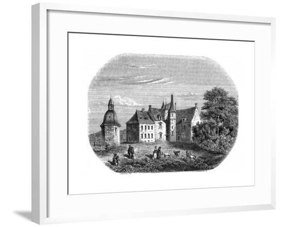 Sevigne Home Vitre--Framed Giclee Print