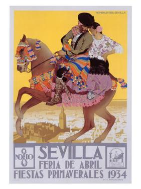 Sevilla, 1934