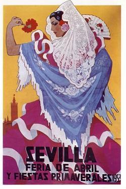 Sevilla April