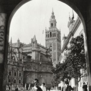 Seville Cathedral, Spain, 20th Century