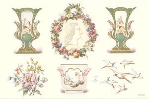 Sevres Porcelain and Motifs