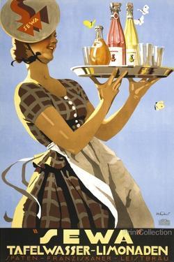 """Sewa"" Tafelwasser-Limonaden"