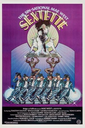 Sextette, Mae West, 1978
