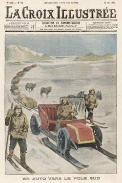 Shackleton's South Pole Car