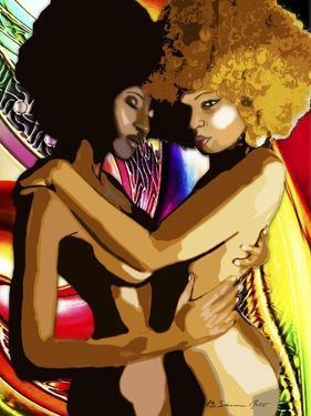 Lady Love by Shacream Artist