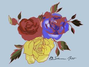 Rose by Shacream Artist