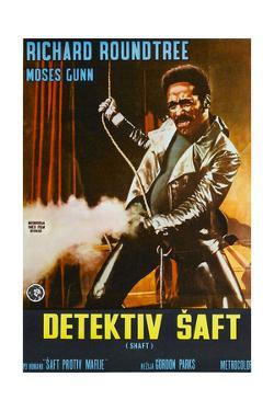 Shaft, 1971