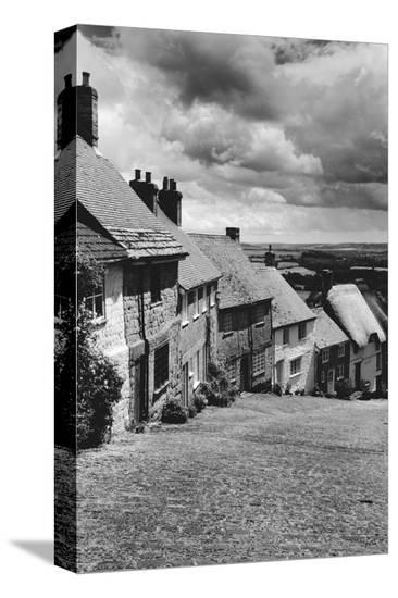Shaftesbury, England--Stretched Canvas Print