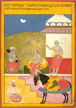 Kedar Ragini of Sri, 1628 by Shah ud Din