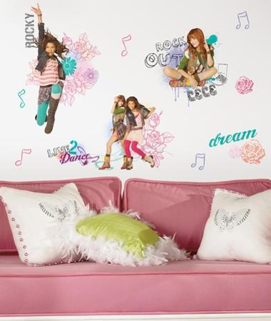 Shake it Up Peel & Stick Wall Decals