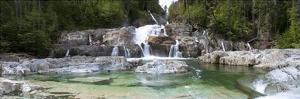 Lower Myra Falls, Vancouver Island, British Columbia, Canada by Shamil Nizamov
