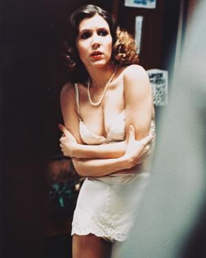 Shampoo, Carrie Fisher