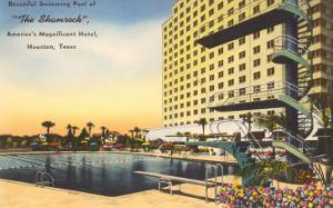 Shamrock Hotel, Houston, Texas