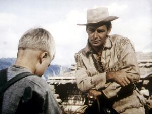 Shane, Brandon De Wilde, Alan Ladd, 1953