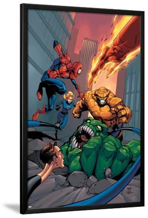 Spider-Man Team-Up Special No.1 Cover: Spider-Man