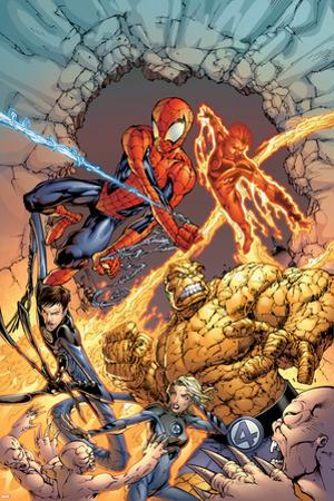Spider-Man Team-Up Special No.1 Group: Spider-Man