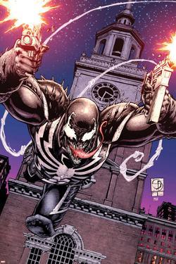 Venom #28 Cover: Venom by Shane Davis