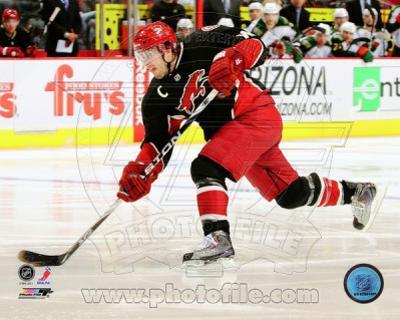 Shane Doan 2010-11 Action