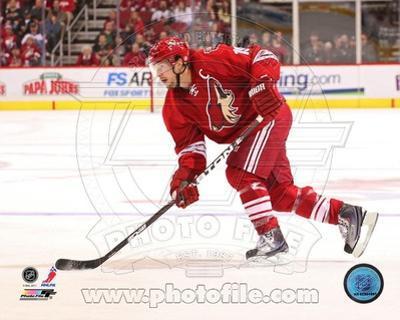 Shane Doan 2011-12 Action