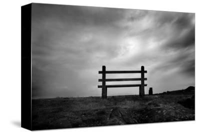 Bench and Clouds by Shane Settle