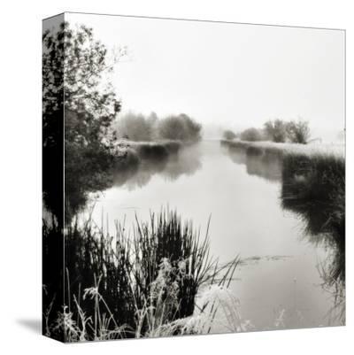 Foggy Deschutes River by Shane Settle