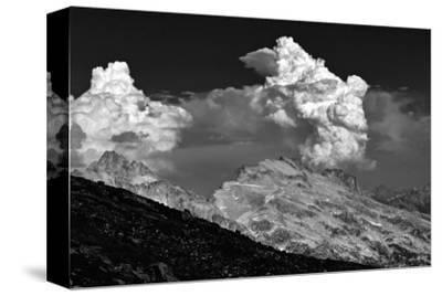 Mount Washington in Clouds by Shane Settle